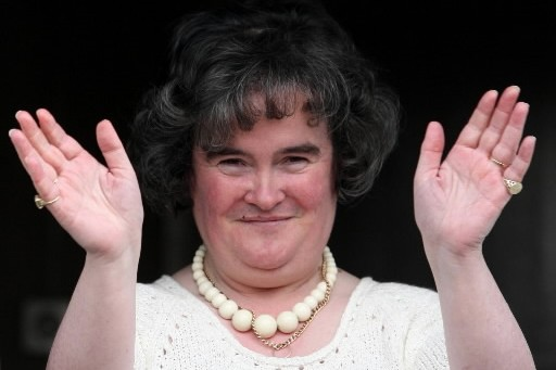 Le premier album de l'Écossaise Susan Boyle, devenue une star... (Photo: AP)