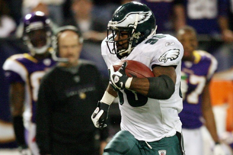 Brian Westbrook... (Photo: Reuters)