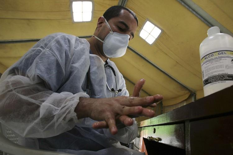 27 nouveaux cas de grippe A(H1N1) ont été... (Photo: Reuters)