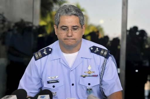 Le colonel Jorge Amaral.... (Photo AP)