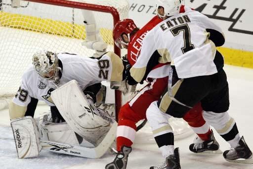 A ce stade-ci de la compétition, les Penguins de... (Photo Presse Canadienne)