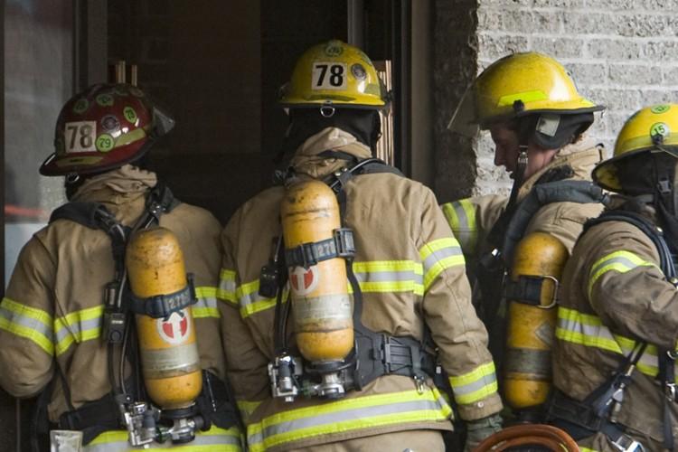 L'incendie s'est déclaré dans la nuit de samedi... (Photo: Archives La Presse)