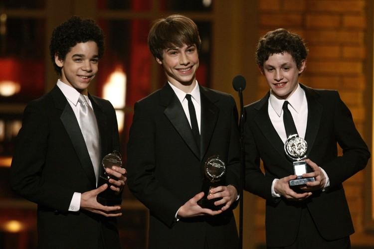 David Alvarez (à gauche) partage le prix du... (Photo: Reuters)