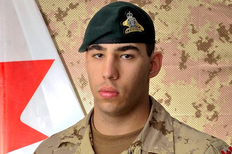 Alexandre Péloquin, 20 ans, a été tué par... (Photo: PC)