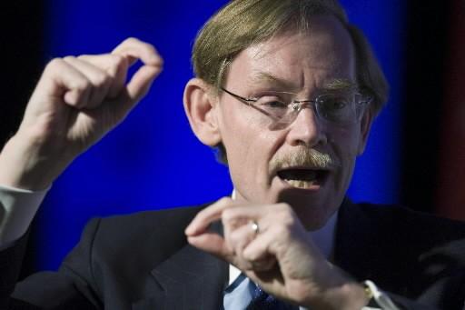 Robert B. Zoellick, président de la Banque mondiale.... (Reuters)
