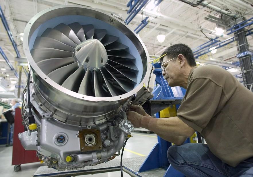 Lancée en 2007, la famille de moteurs PW... (PHOTO PAUL CHISASSON, ARCHIVES PC)