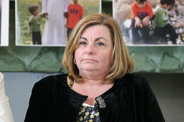 La mère de Nathalie Morin, Johanne Durocher (photo),... (Photo: La Voix de l'est)