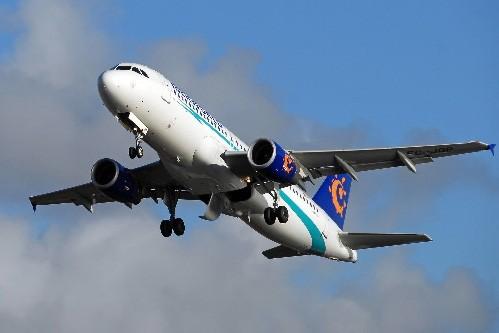 Airbus étudie la possibilité de doter son moyen-courrier... (Photo: AFP)