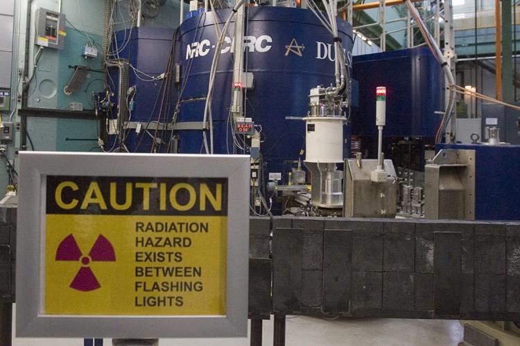 Le Canada produit le tiers des isotopes médicaux... (Photo: PC)