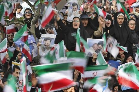 Manifestations monstres, bataille épique sur Facebook, débats... (Photo: AP)
