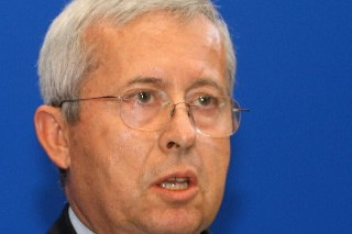 Le directeur général d'Air France-KLM, Pierre-Henri Gourgeon... (Photo: AP)