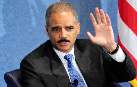 Le ministre de la Justice, Eric Holder... (Photo: AFP)