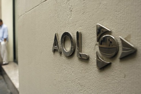 Le logo d'AOL... (Photo: Reuters)
