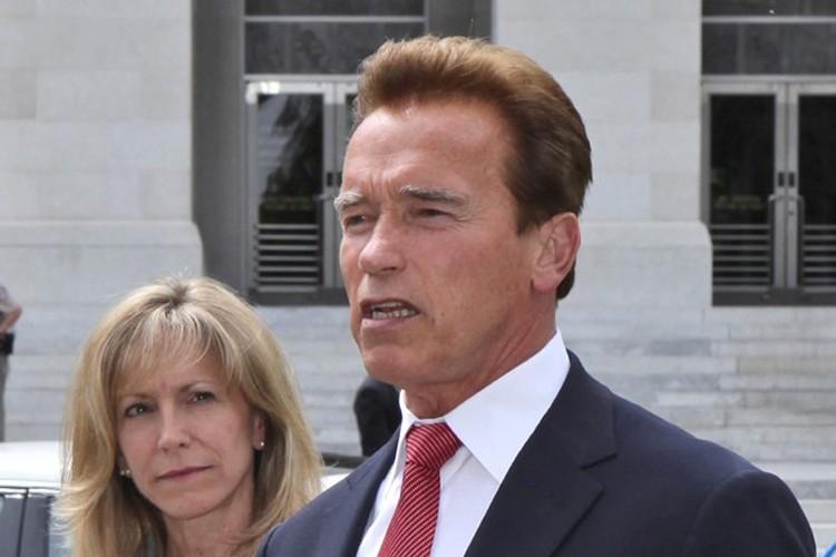 Arnold  Schwarzenegger... (Photo: AP)
