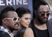 Les Black Eyed Peas... (Photo AP)
