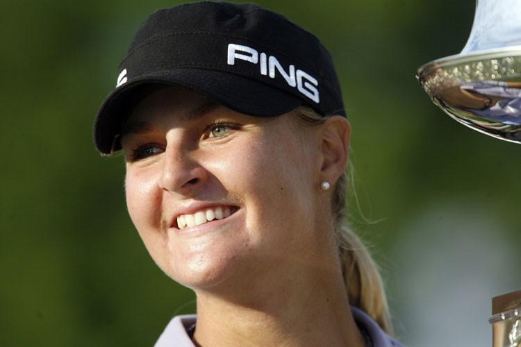 Anna Nordqvist... (Photo: Reuters)