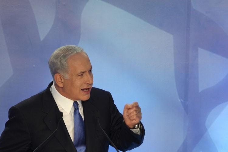 Dans un discours des plus attendus, BenjaminNétanyahou a... (Photo: AFP)