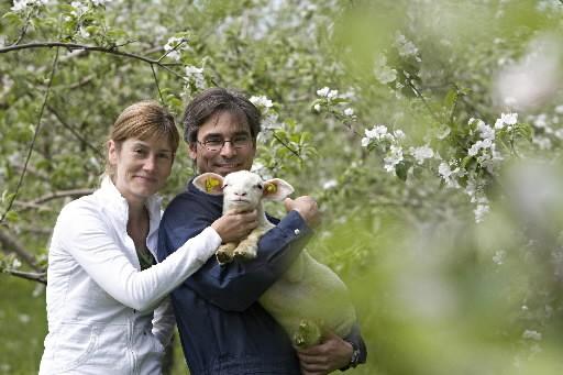 Brigitte Maillette et Michel Guérin ont quitté leurs... (Photo: François Roy, La Presse)