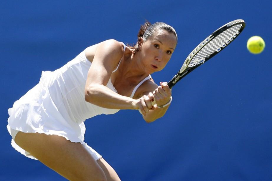 Jelena Jankovic... (Photo:  AFP)
