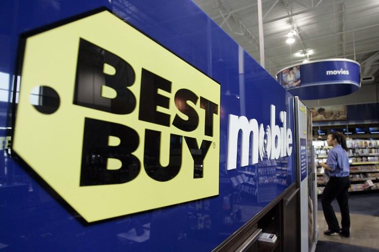 Best Buy, le plus important détaillant américain de matériel... (Photo: AP)