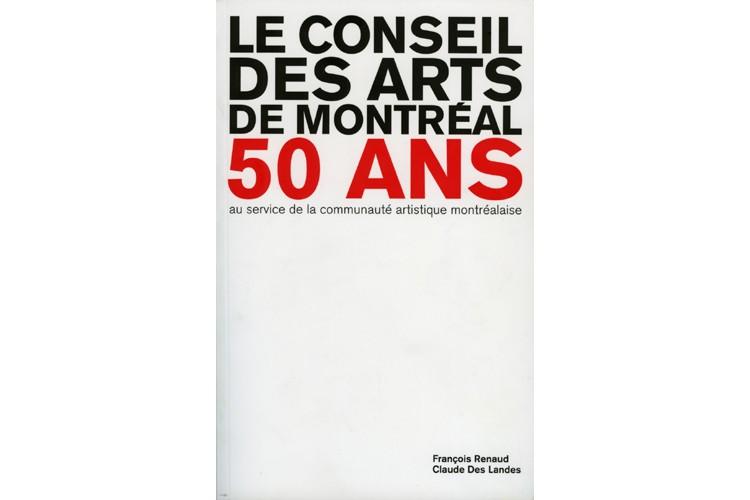 Le Conseil des arts de Montréal a lancé mardi un ouvrage... (Photo: La Presse)