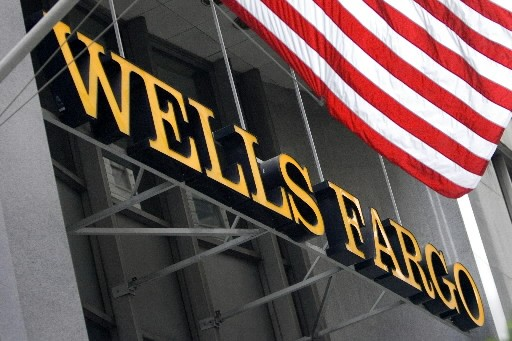 La banque Wells Fargo ( (Photo : Bloomberg)