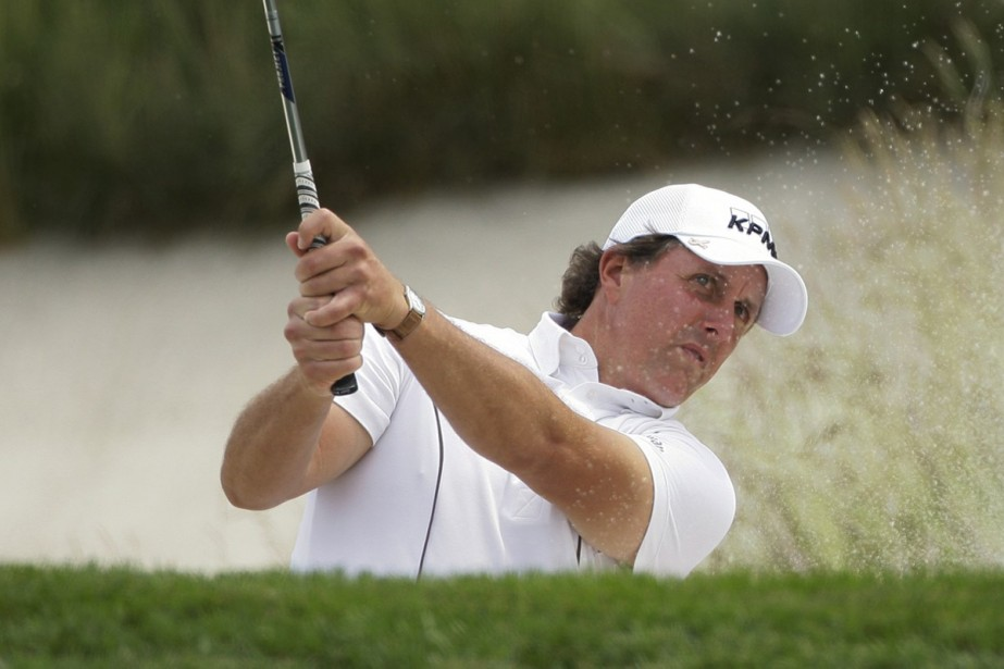 Phil Mickelson... (Photo: AP)