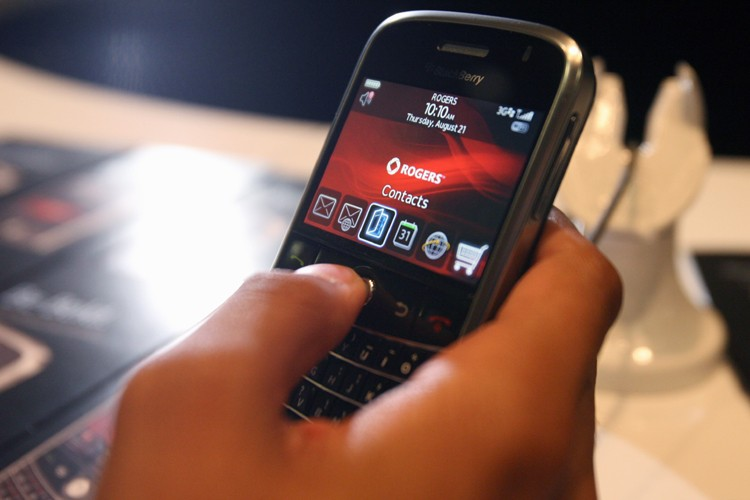 Research In Motion est le fabricant du BlackBerry.... (Photo: PC)