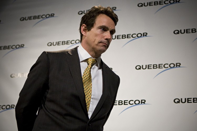 Selon Quebecor, les ententes d'exclusivité entre les studios... (Photo: David Boily, La Presse)