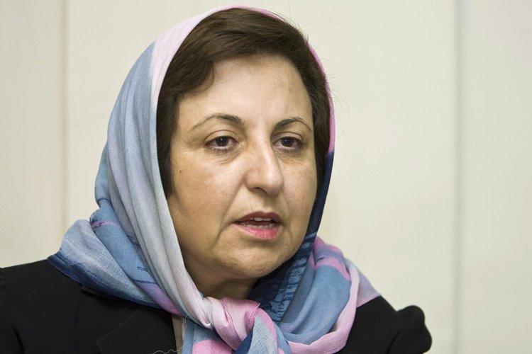 Shirin Ebadi... (Photo: Reuters)
