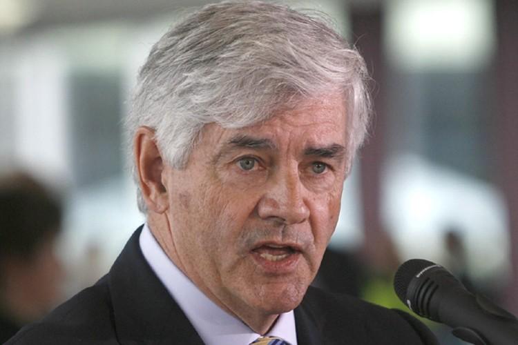 Le ministre des Affaires étrangères, Lawrence Cannon.... (Photo: AP)
