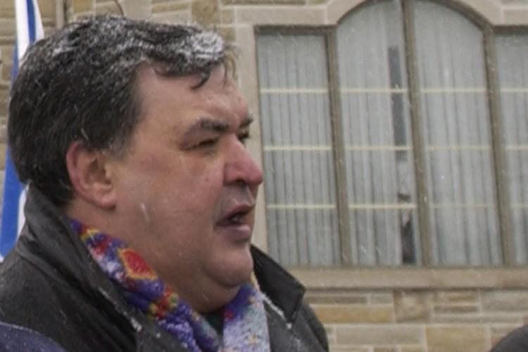 Gilles Rhéaume... (Photo: Archives La Presse)