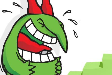 La récente démission d'Éric Belley, le vice-président... (Photo: hahaha.com)