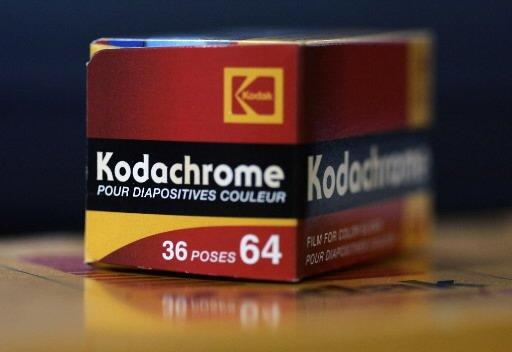 Le groupe d'imagerie américain en dépôt de bilan Kodak a annoncé vendredi... (AP)