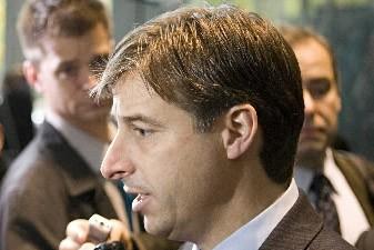 M. Graham avait annoncé son intention de démissionner... (Photo: François Roy, La Presse)