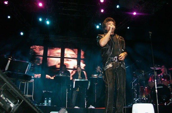 Gino Vannelli s'est produit récemment à la... (Photo: Émilie Côté, La Presse)