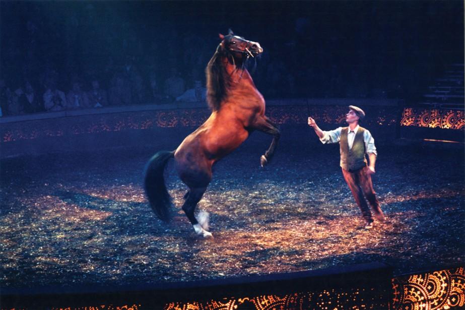 Les mêmes cavaliers montent les mêmes... (Photo fournie par Roy-Turner)