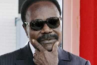 Le défunt président gabonais, Omar Bongo.... (Photo: AP)