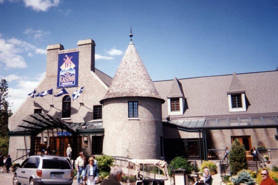 Le Casino de Charlevoix fête ses 15 ans.... (Photo: Archives La Presse)