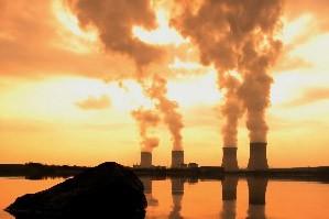 Une centrale nucléaire... (Photo: AFP)