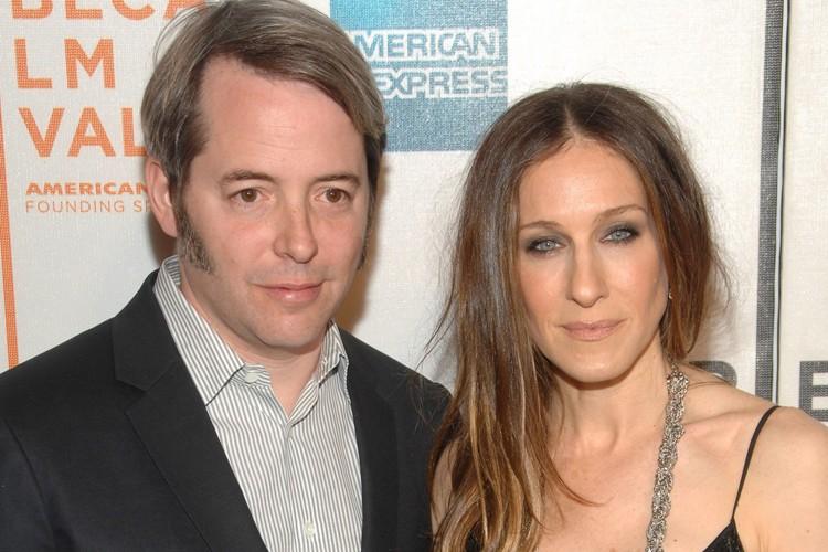 Matthew Broderick et Sarah Jessica Parker... (Photo: AP)