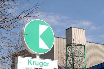 Une usine Kruger à Trois-Rivières... (Photo Le Nouvelliste)