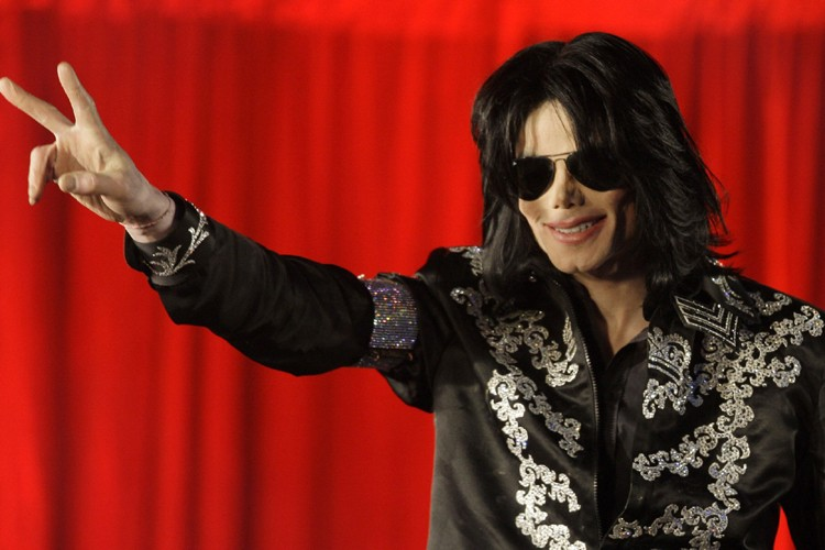 Michael Jackson... (Photo: AP)