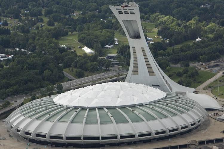 Le Stade olympique... (Photo Archives La Presse)