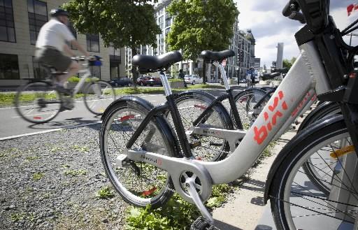 La Société de vélo en libre-service, qui gère le système BIXI, a annoncé hier...