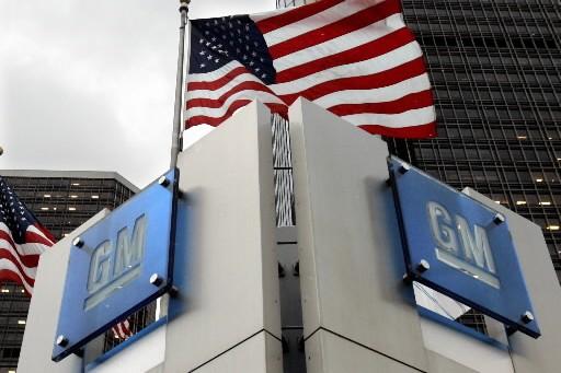 Le constructeur automobile américain General Motors a fait état... (Photo: AP)