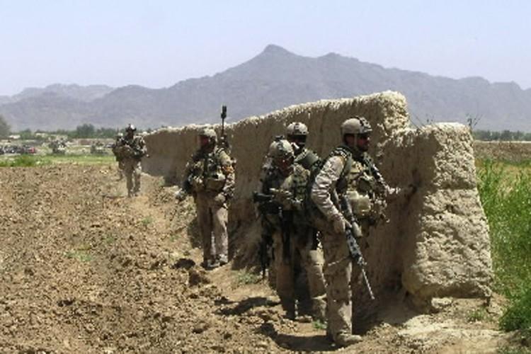 Soldats canadiens participant à l'opération qui a été... (Photo: PC)
