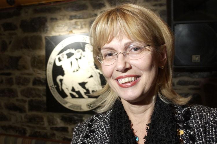 Helen Fotopulos, responsable de la culture, du patrimoine... (Photo: André Tremblay, La Presse)