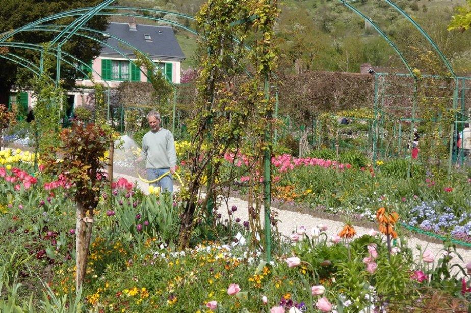 Giverny cyberpresse for Entretien jardin quesnoy sur deule