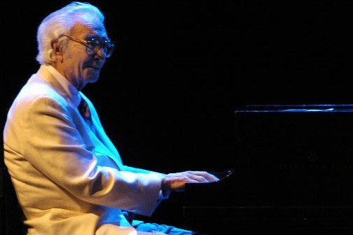 À 89 ans, le pianiste Dave Brubeck est... (Photo: Bernard Brault, archives La Presse)